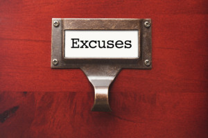 Don't Let Excuses Stop You From Speaking in Public