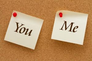 Self-talk pronouns matter for public speaking